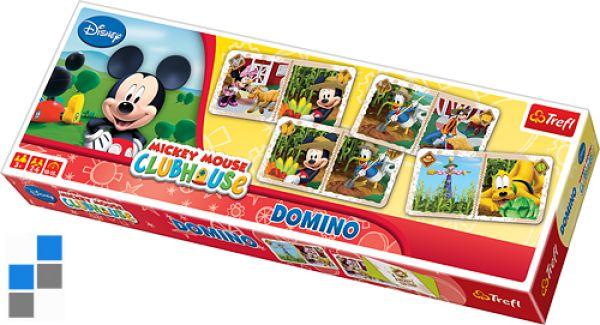 Domino Game Mickey<br>csomagolásban