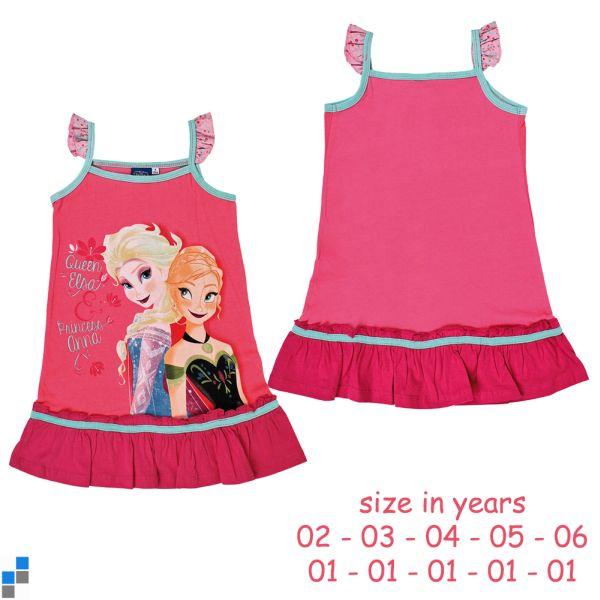 Kleid Größe 2-6 Jahre sortiert Disney Frozen