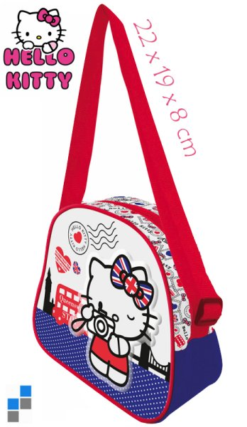 Shoulder bag 22cm<br> Hello Kitty