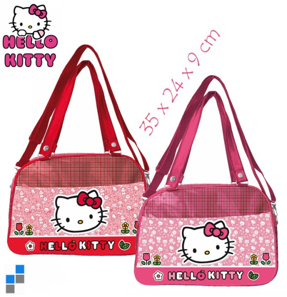 Shoulder bag 35cm<br> 2-way sorted Hello<br>Kitty