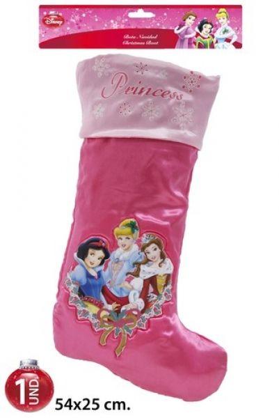 Chaussette de Noël sous blister Disney Princess