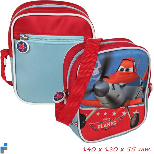 Shoulder bag 18cm<br>Disney 3D Planes