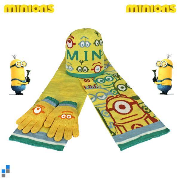 Winterset 3 sztuki<br> (czapka szalik<br>rękawiczki) Mini