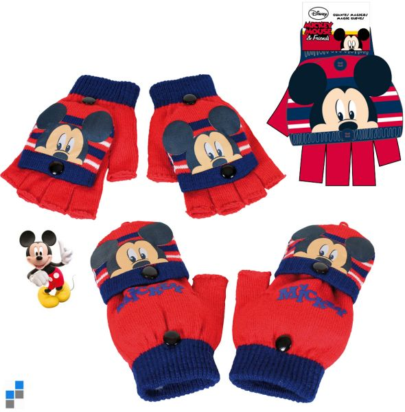Premium Winter<br>Gloves Disney Mickey