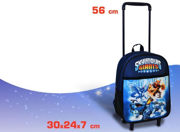 Plecak na Kółkach<br> - przedszkola<br>Giganci 56cm Skyla