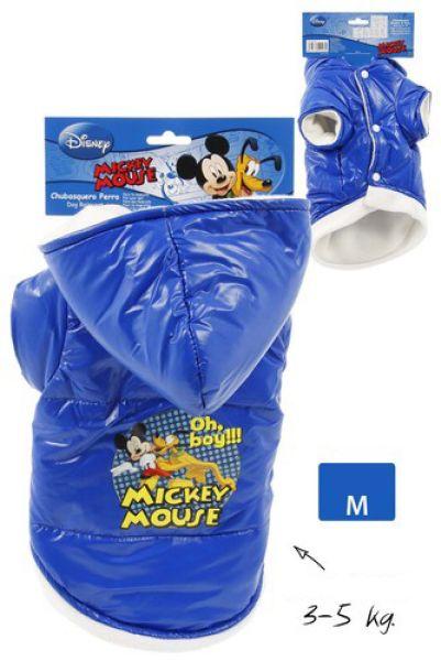 Dog Vest with Hood<br>3-5 Kg Gr. M Mickey