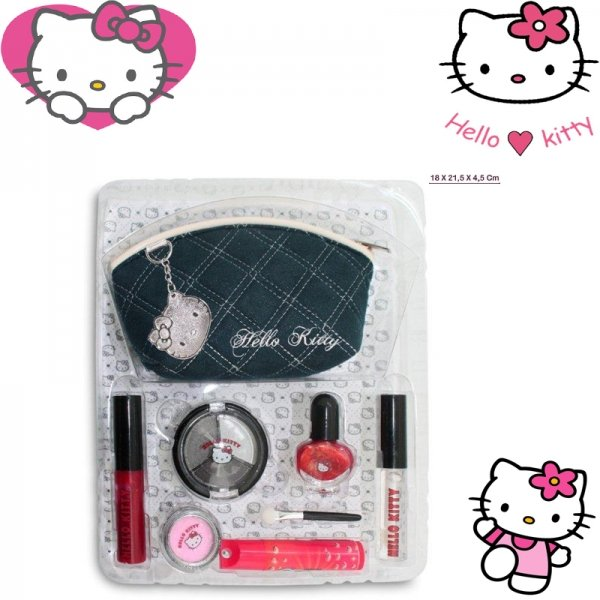 Makeup Set Hello<br>Kitty 8 - piece