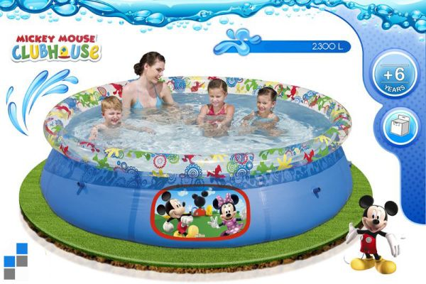 Inflatable<br> swimming pool<br> Ø244x66cm 2300 L ...