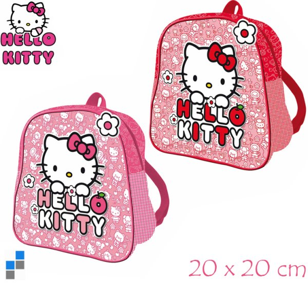 Backpack 20cm<br> 2-way sorted Hello<br>Kitty
