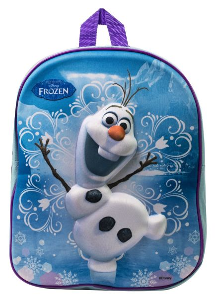 Sac à dos 3D EVA 33cm Disney Frozen Olaf