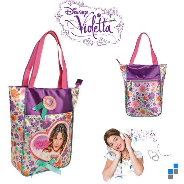 Bag 34cm Disney Violetta