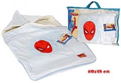 Baby Schlafset 80<br>x45cm Spiderman