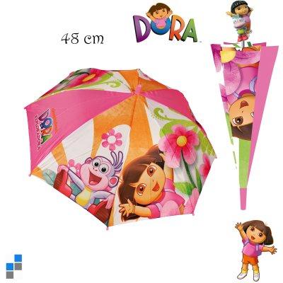 DORA Children<br> Umbrella with 3D<br>Handle Mango