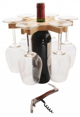 Laguiole Wein-Set<br>in Geschenk-Box