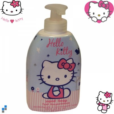 Children Hello<br> Kitty Liquid Soap<br>300ml