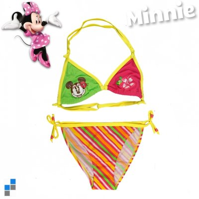 Child-size 4 bikini Minnie 10jh.