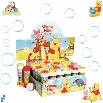 Bubble game Disney<br>Pooh 60ml