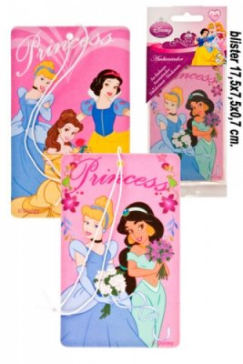Car Fragrance<br> Freshener 2-piece<br>Princess