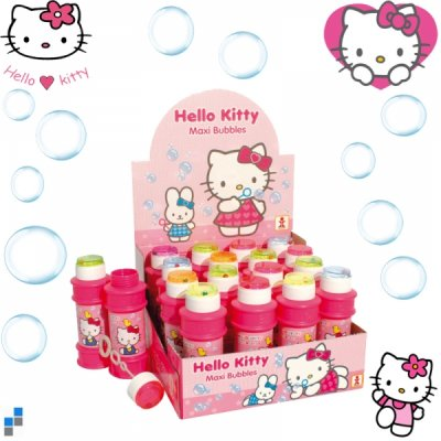 Bubble game Hello<br>Kitty Maxi 175ml