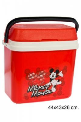 32 litr cool<br> 44x43x26cm polu<br>Mickey