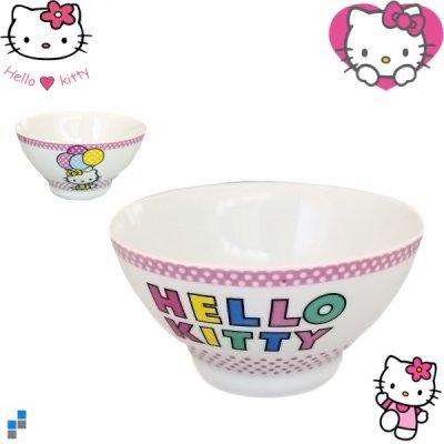 Schüssel Porzellan<br>Hello Kitty