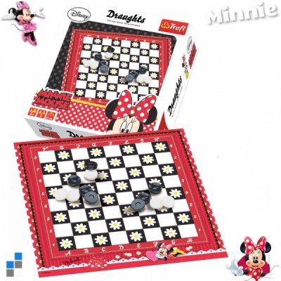 Checkers Disney Minnie