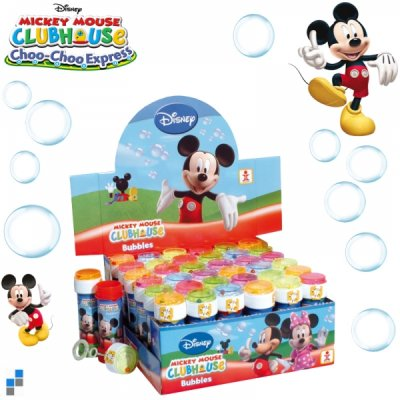 Bubble game Disney<br>Mickey 60ml