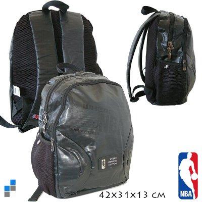 Rucksack schwarz<br>NBA 42 x 31 x 13 cm