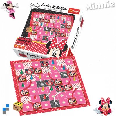 Snakes game Disney<br>Minnie