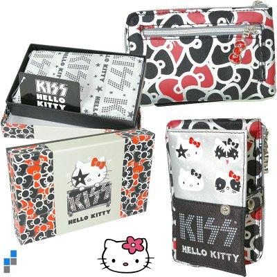 Portfel Hello<br>Kitty 14cm z dżetów