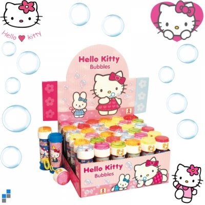 Seifenblasenspiel Hello Kitty 60ml