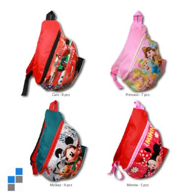 Sorted Children<br> Shoulder Bag 27cm<br>Disney