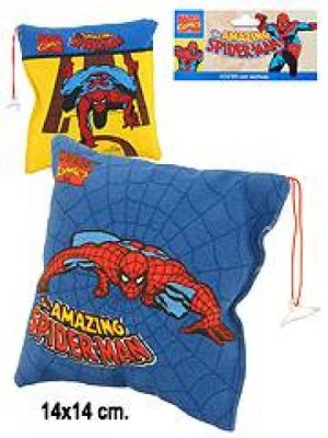 Kissen 14x14cm Spiderman