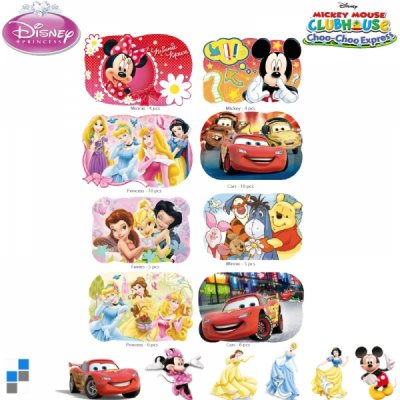 Platzmatte<br> Transparent<br> 45x30cm p/p Disney ...