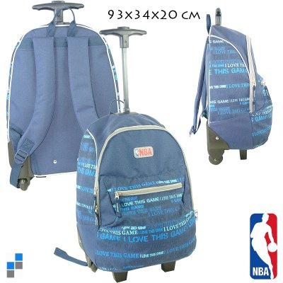 NBA Plecak Wózek 43 cm