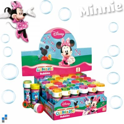 Bubble game Disney<br>Minnie 60ml