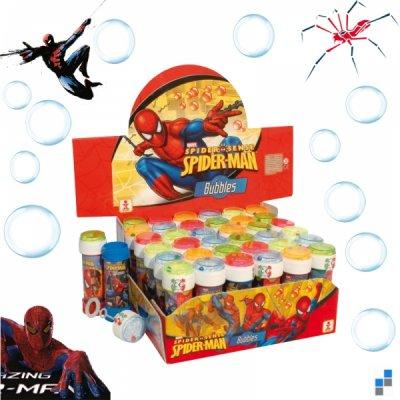 Seifenblasenspiel<br>Spiderman 60ml