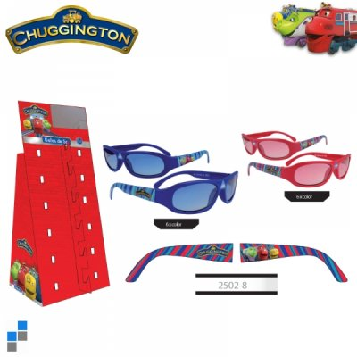 Chuggington<br> sunglasses with<br>Stand