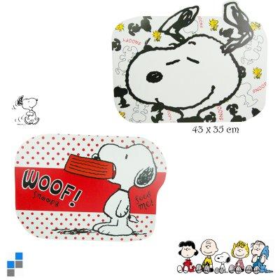 Platzmatte /<br> Tischmatte p/p<br>Snoopy