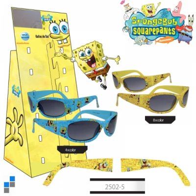 Spongebob<br> sunglasses with<br>Stand