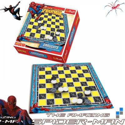 Checkers Spiderman