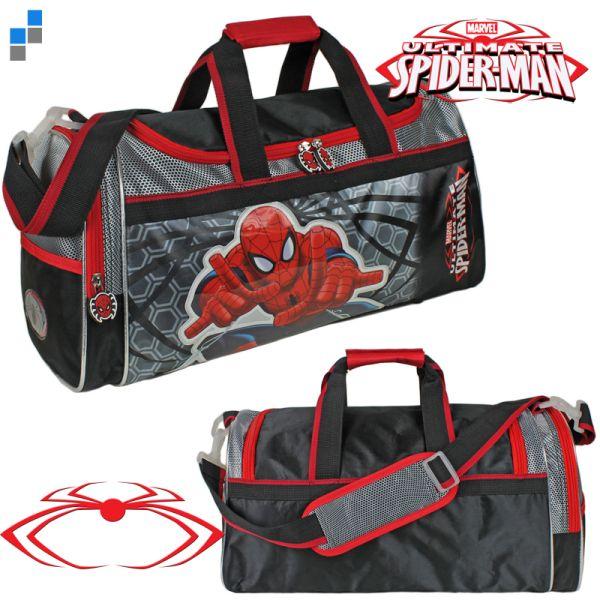Sporttasche 50cm Spiderman