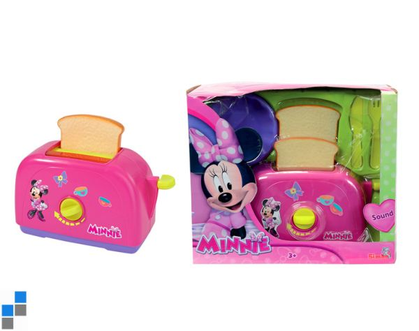 Toaster with sound<br>Disney Minnie