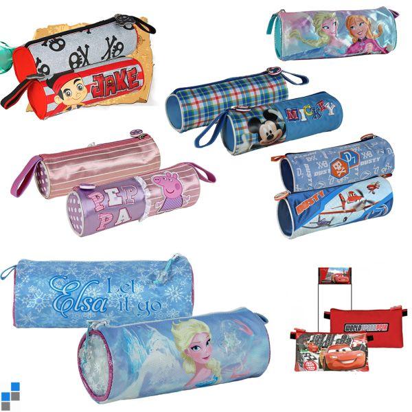 Trousse 21cm 7 assortis Frozen & Co.