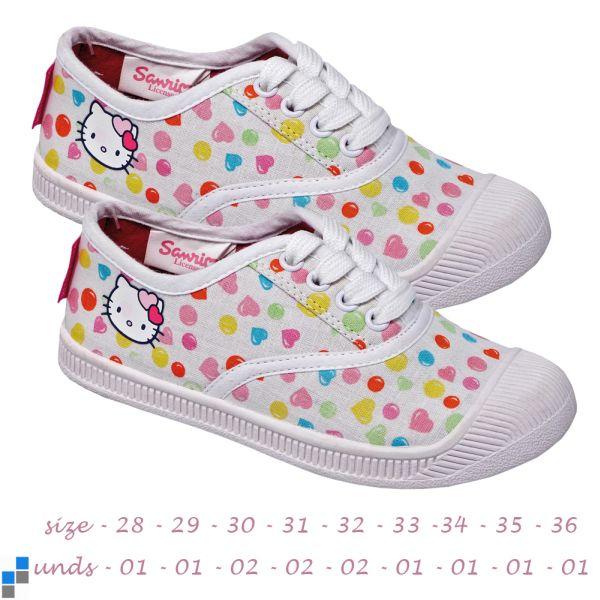 Kinder Schuhe Größe 28-36 sortiert Hello Kitty