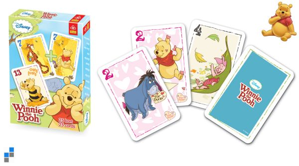 Fekete Péter<br> Playing Cards<br>Winnie the Pooh