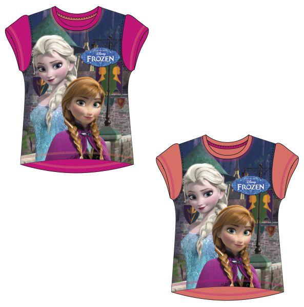 T-shirt 2 fois Disney Frozen Taille 2-8 ans