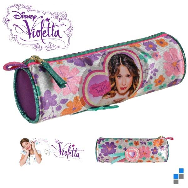 Schulmäppchen 20cm Disney Violetta