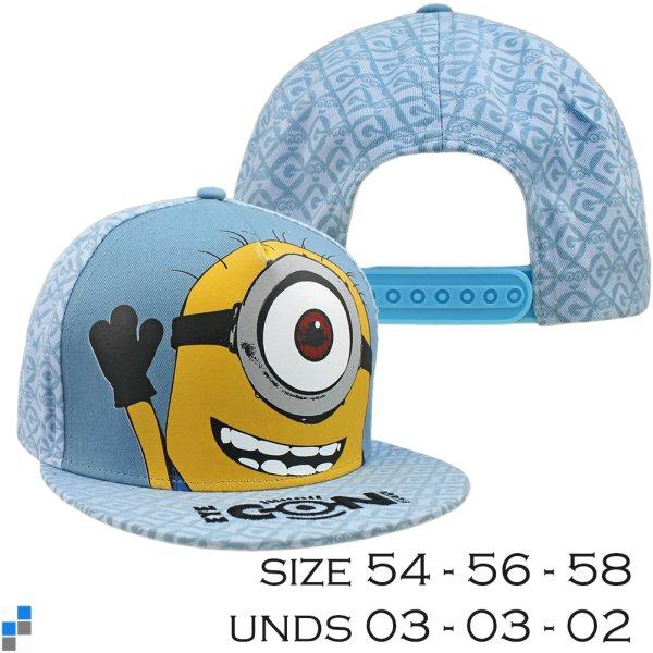 Special Caps Größe 54-56-58 sortiert Minion