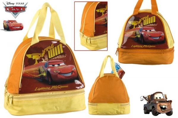 Children snack bag<br> 21 x 15 x 20 cm<br> Cars